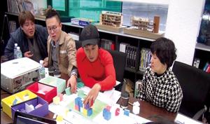 """[김병만 1억 집짓기 프로젝트] """"살고 싶은 집은 직접 그려야 제맛이죠"""""""