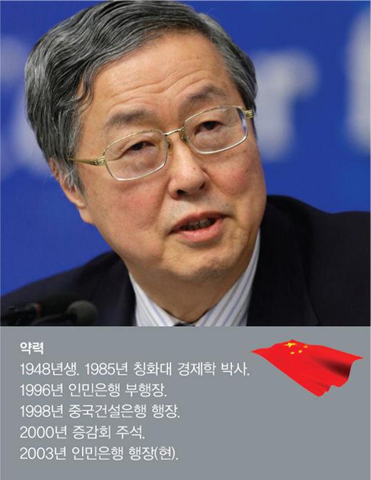 [SUPER MOUTH] 3번째 연임…위안 국제화·금융 개혁 '적임'