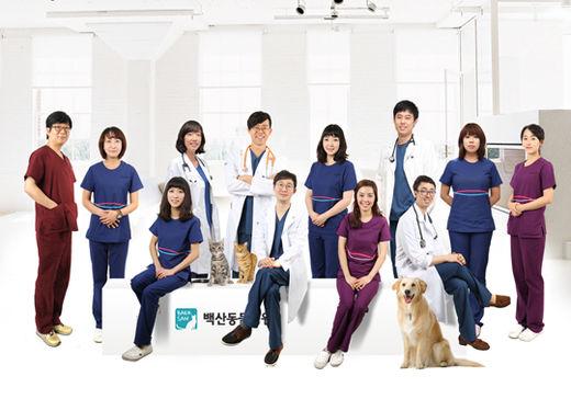 [2013 한국소비자만족지수] 고양이 진료 특화, 백산동물병원