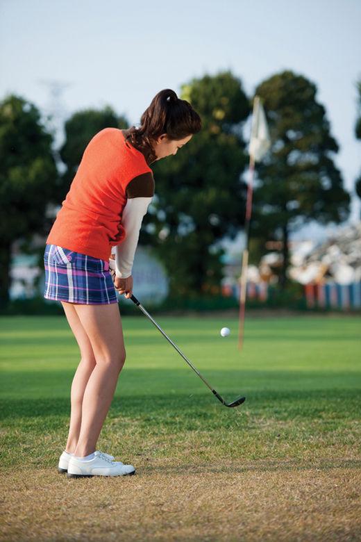 [Golf]어프로치 때 왼 손목의 이해