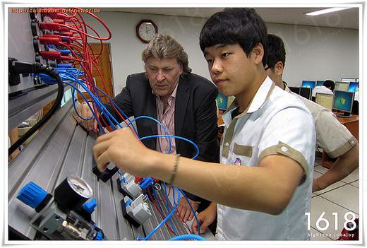 [하이틴 잡앤조이 1618] 동아마이스터고등학교, 2년 연속 취업률 100% … 전국 대표 마이스터고로 등극