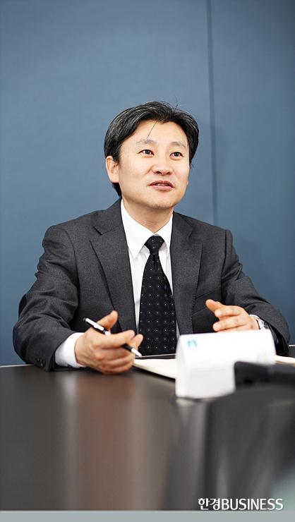 """김백수 한국넷앱 대표 """"건강한 조직 문화가 고성장 비결이죠"""""""