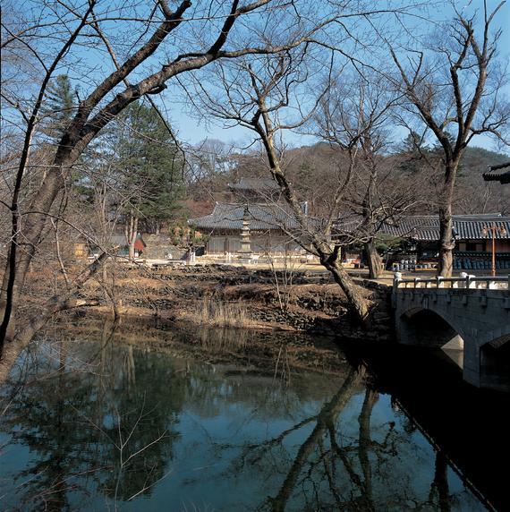 麻谷寺, 조선 사찰의 아름다움