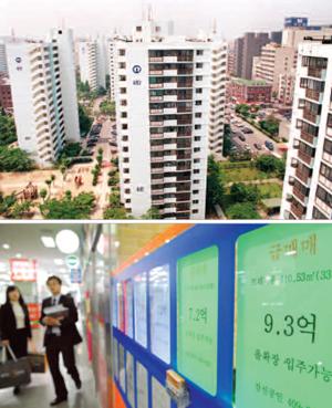 인근 별내지구와 남양주 2차 보금자리주택이 배후에 들어서면 가격 하락 폭은 더욱 커질 전망이다.