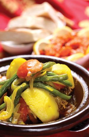 [비즈니스 성공 맛집] 전통 모로코식의 아프리카 음식점