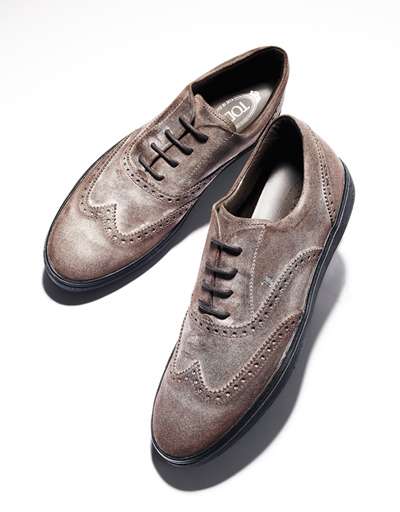 2011 FW Collection TOD'S Men's shoes
