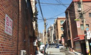 대학가 인근 다가구·다세대 주택은 한국토지주택공사(LH)가 대학생들을 대상으로 전세 임대주택을 공급해 주고 있기 때문에 전월세 놓기도 수월하다.