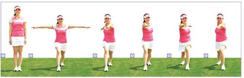 [Golf] 스트레칭, 스윙과 연관성 매우 높아… 잘못된 동작 고치기에 효과적