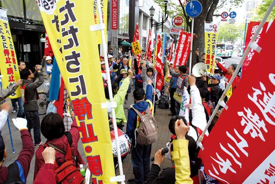 요즘 일본 직장 사회의 핫이슈는 '권고 퇴직'이다.