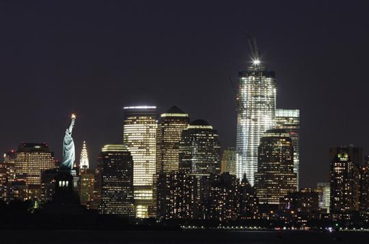 '금리 연동 채권 펀드'는 미국 기업의 자산을 담보로 투자하는 펀드다. 사진은 뉴욕 전경.