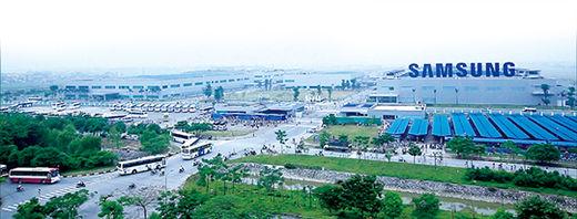 Image result for 베트남 박닌성 삼성전자 공장