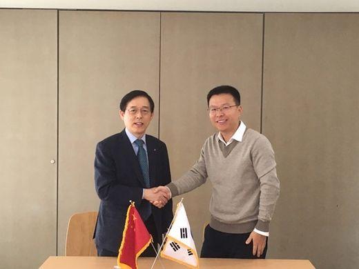 녹십자엠에스, 중국에 혈당측정기 수출