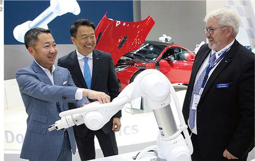 로봇 산업의 새로운 아이콘 '협동 로봇'