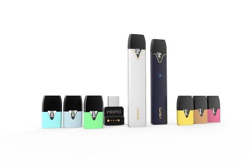 [2019 대한민국 우수브랜드대상] VIENTO(비엔토), 액상 교체식 전자담배