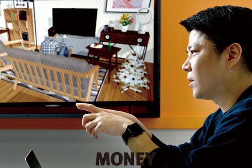 """[big story]하진우 어반베이스 대표 """"전 세계 건축물의 가상화에 도전"""""""