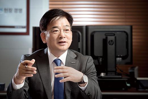 """박원옥 WM전략본부장 """"IB-WM-카뱅 연계 시너지 극대화"""""""