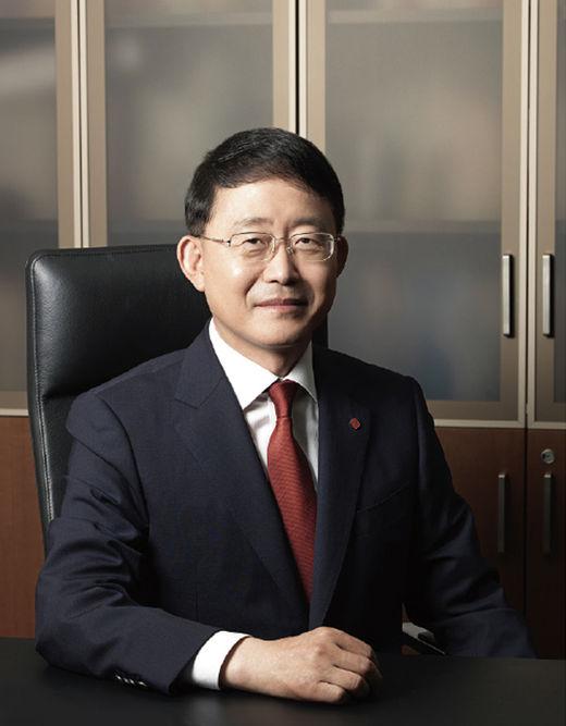 하석주 롯데건설 대표./ 롯데건설 제공