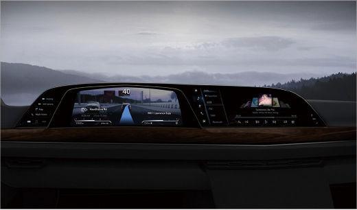 LG전자, 캐딜락에 '올레드 디지털 콕핏' 세계 첫 공급