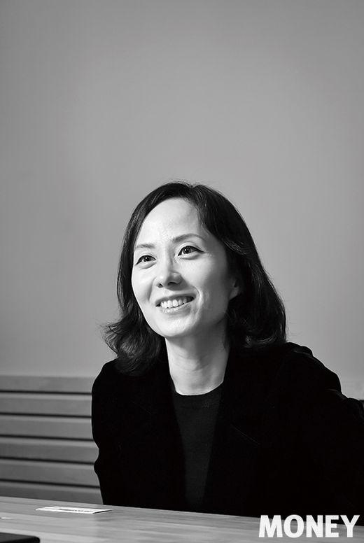 """에임(AIM) '돌풍'…이지혜 대표 """"계층이동 사다리 될 것"""""""
