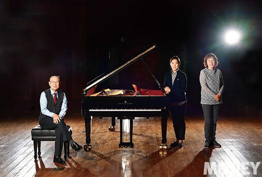 [Mentor & Mentee] 사제 3대, 피아노로 인생을 조율하다