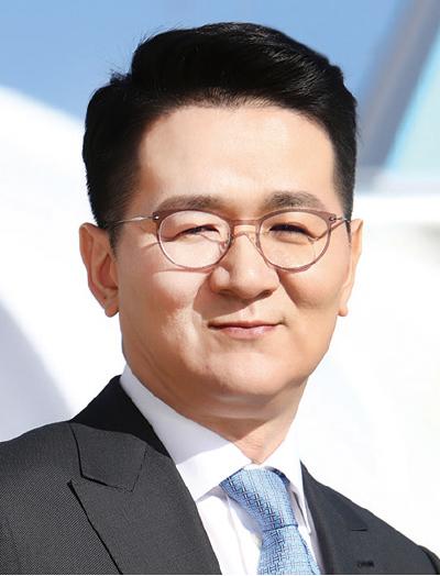 """조원태 한진그룹 회장, """"최악의 환경에서 적자 폭 최소, 임직원 여러분 덕분"""""""