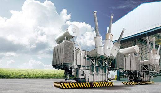 현대일렉트릭이 생산하는 전력 변압기. /현대일렉트릭 제공