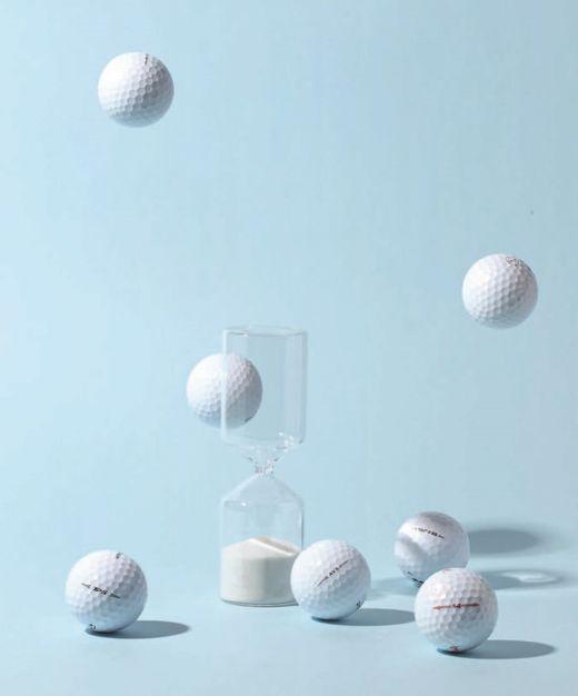골프볼에도 유통기한이 있다
