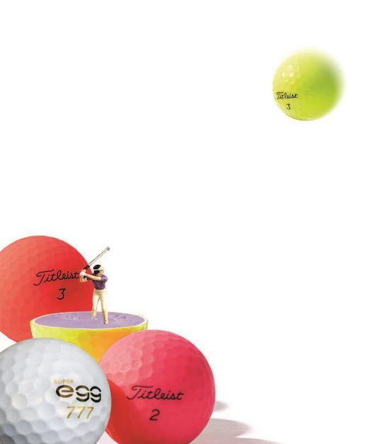 골프볼 선택을 위한 현실적인 조언