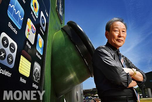 """""""휴대전화는 산업 유물, 수집가 안목이 역사가 되죠"""""""