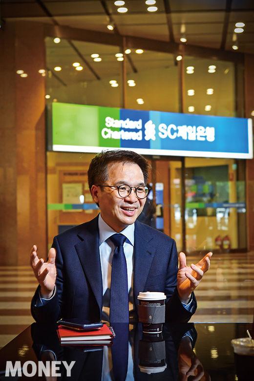 """김홍선 SC제일은행 CISO """"정보보안 강화해 '신뢰 플랫폼' 만들 것"""""""
