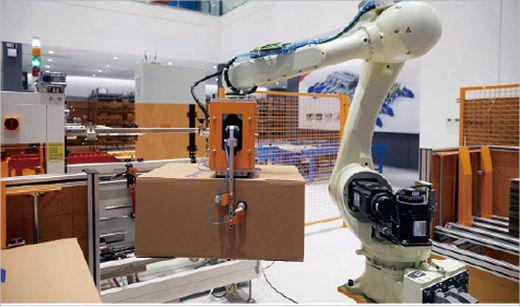 CJ대한통운, 로봇이 박스 쌓고 택배 하차까지…무인화 기술 개발 추진