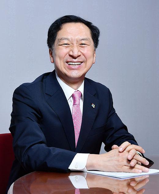 """김기현 """"통합당, 대형 태풍이 와 밑에서부터 다 뒤집어야"""""""