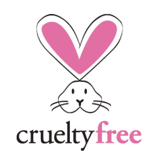 동물 권리를 보호하는 세계적인 동물단체인 PETA(People for the Ethical Treatment of Animals)가 크루얼티-프리 제품에 인증하는 하트 모양의 귀를 가진 토끼(Caring Consumer Bunny) 마크