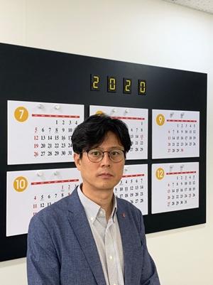 [미래형 점포] 롯데마트, 온라인 주문 '2시간 배송'…바구니 속 상품이 집하장으로 알아서 '척척'