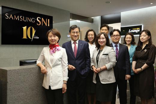 삼성증권 SNI, 글로벌 IB급 '멀티 패밀리오피스' 선봬