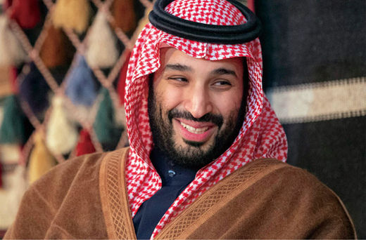 사우디 국부펀드를 진두지휘하고 있는 무함마드 빈 살만 왕세자. 사우디 국부펀드는 지난 1분기 코로나19로 타격을 입은 항공·여행 관련 업체들에 공격적인 투자를 집행했다.