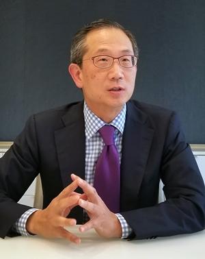 (사진) 이규성 칼라일 대표. /한국경제신문