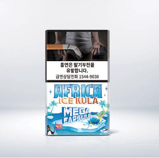 KT&G, '디스 아프리카 아이스 쿨라' 출시