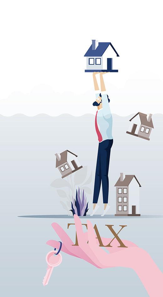 부동산 규제, 세금 압박…절세 전략은