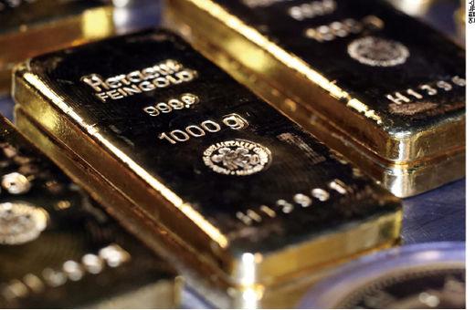지난 6월 30일 미국 뉴욕상업거래소에서 금은 1800.50달러를 기록했다. 이는 2012년 이후 최고가다.(/연합뉴스)