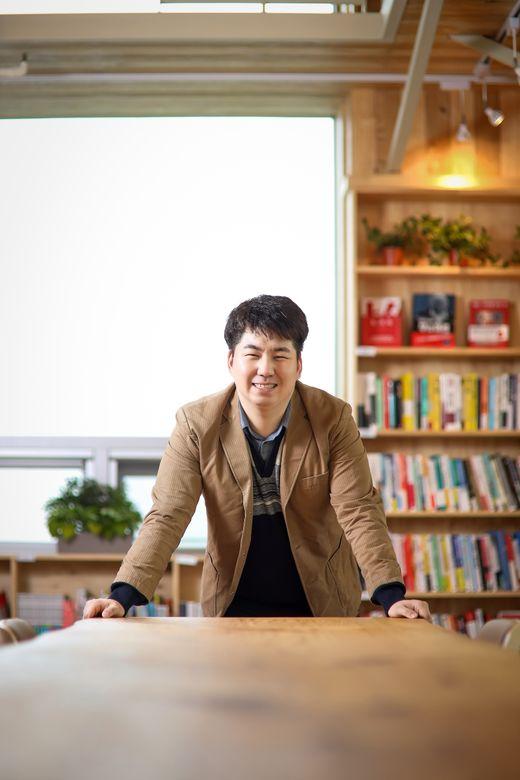 이창민 SNS문화진흥원 이사장