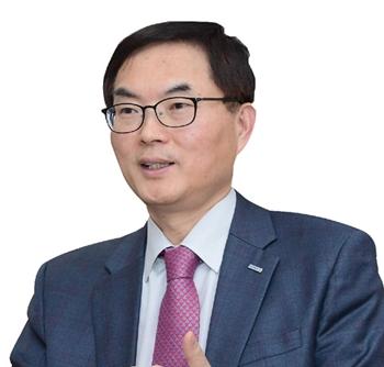 조용만 한국조폐공사 사장.  /한국경제신문