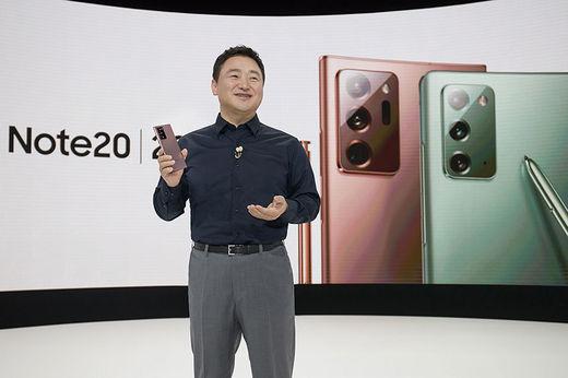 [CEO 24시] 노태문, '경험까지 혁신'…갤럭시로 새로운 소통의 생태계 만든다