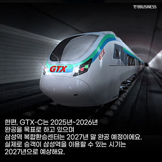 [카드뉴스] 미래가치 높은 핵심 지역 골라본다면? GTX 노선으로 분석해봤다