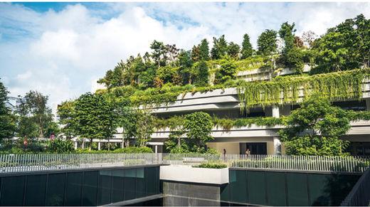 HDB는 최근 친환경 아파트에 많은 투자를 하고 있다.HDB 홈페이지 제공