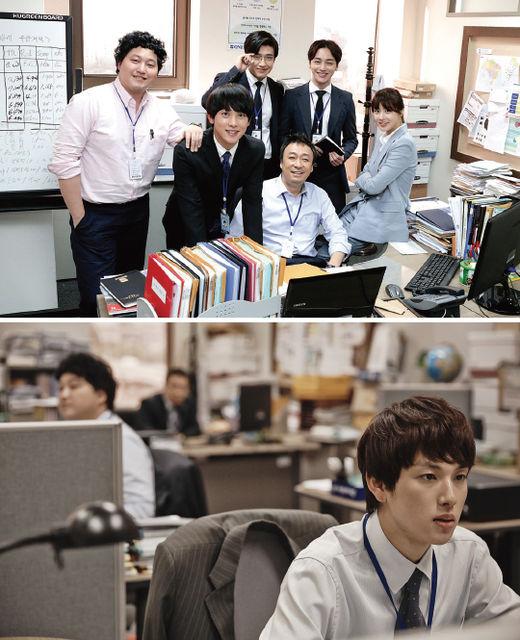 2014년 tvN에서 방영된 드라마 '미생'. 대기업 인턴인 주인공 장그래는 정규직으로 전환되지 못하고 2년 계약 만료 뒤 해고된다./tvN