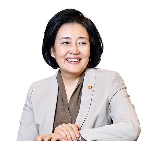"""박영선 """"'K유니콘'으로 제 2·3의 삼성전자 나오게 마중물 역할 할 것"""""""