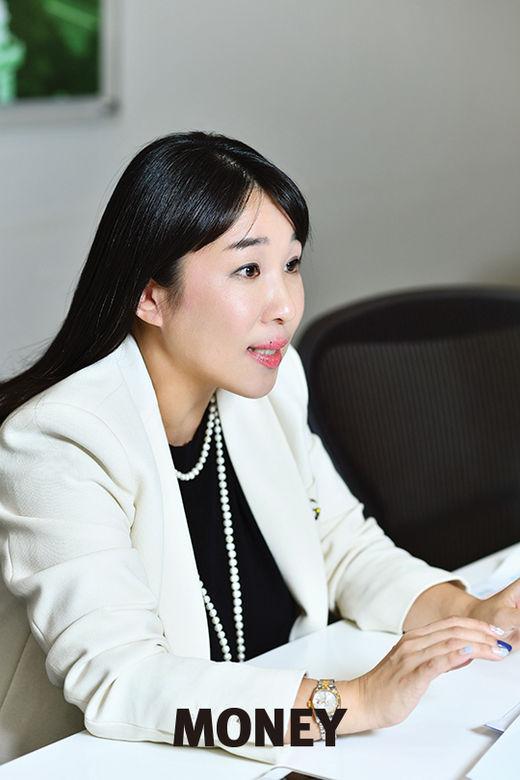 """김재은 SC제일은행 이사 """"ESG 펀드로 지속 가능한 투자 이끌 것"""""""