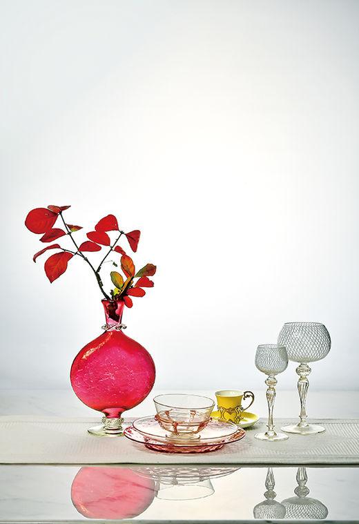 에밀 갈레, 유리공예의 꽃을 피우다