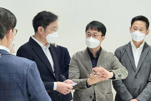 """이재용 삼성전자 부회장, """"다시 한 번 디자인 혁명 이루자"""""""